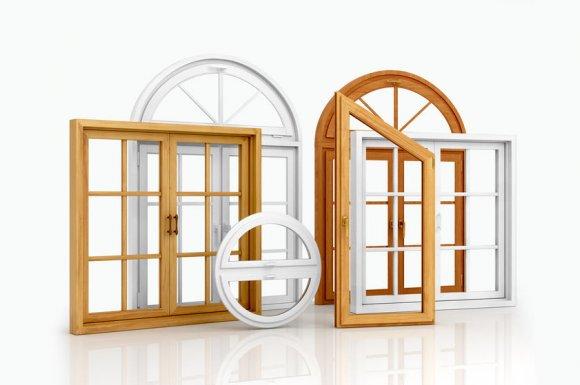 Pose de fenêtre bois oscillo-battante