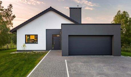 Les portes de garage traditionnelles
