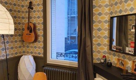 Menuiserie PVC blanc posée en rénovation à Clermont-Ferrand