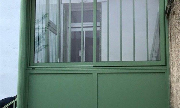 Remplacement d'une véranda en aluminium sur mesure à Clermont-Ferrand